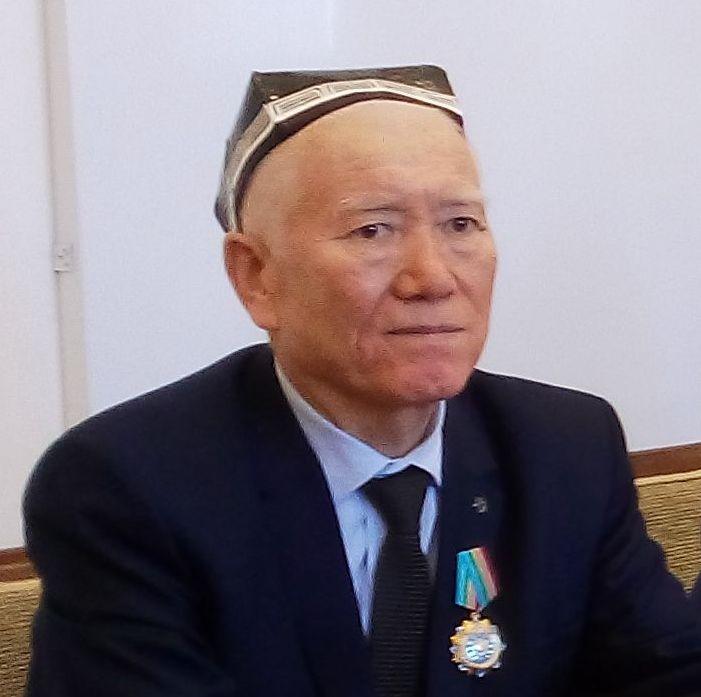 Эшбеков Тўлқин Усмонович